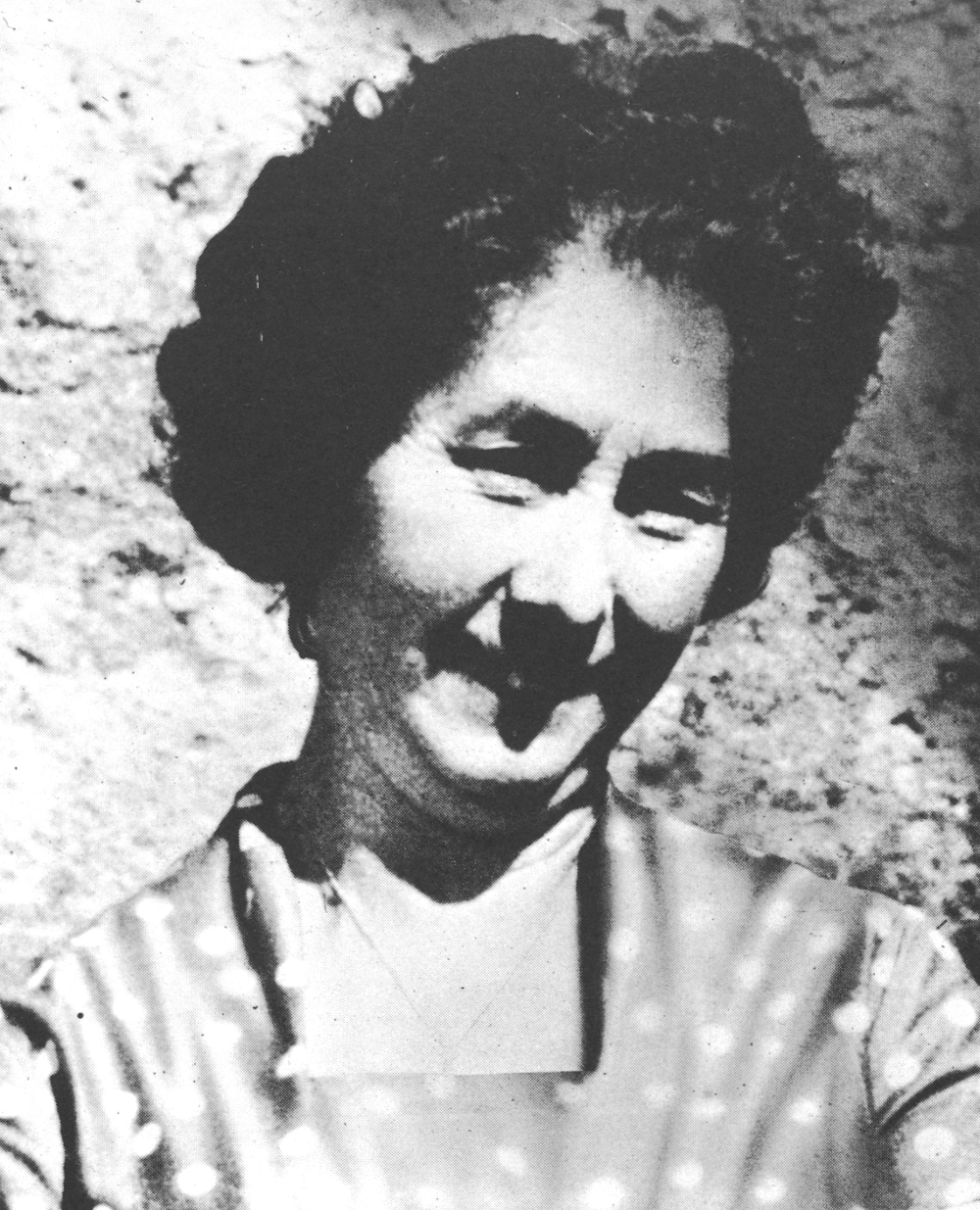 Photo of Máirín, Máirtín's wife